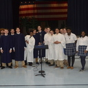 VASJ choirs spread holiday cheer at Christmas Concert