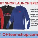 VASJ launches online team and spirit shop