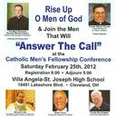 VASJ to host Catholic Men's Fellowship Conference