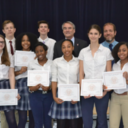 Students recognized for academic achievement at awards ceremony