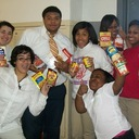 VASJ students hold holiday drive for Ronald McDonald House