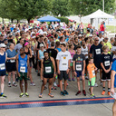 Record crowd at sixth annual Escape on the Lake 5K