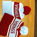 Viking pom pom winter hats and many other great items in VASJ Bookstore