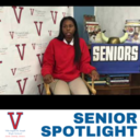Senior Spotlight: Jaida Bates '18