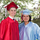 Congratulations to Valedictorian Timothy Raddell '18 and Salutatorian Mary Furlan '18