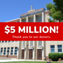 VASJ reaches $5 million mark in Keeping Our Promises Campaign