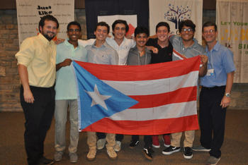 VASJ raises money to help Marianist family in Puerto Rico
