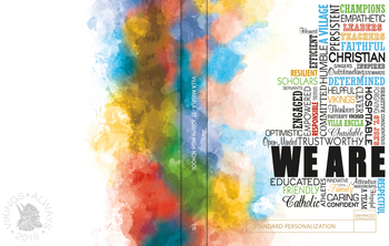 We Are VASJ: A change of pace for this year's yearbook cover