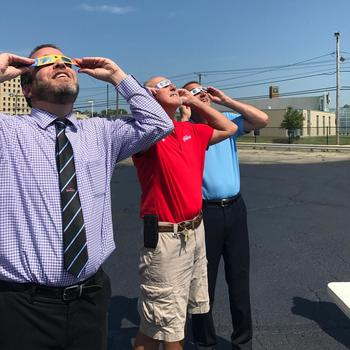 <span><span>VASJ kicks off new astronomy class with Solar Eclipse Party</span></span>