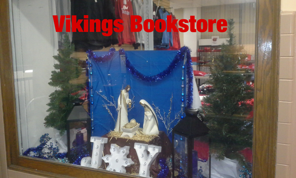 Vikings Bookstore offers Holiday hours on two Sundays in December