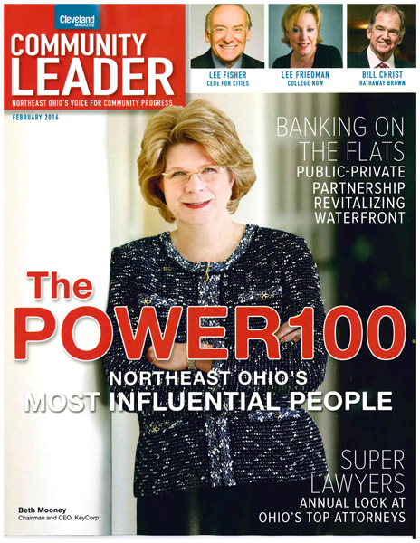 Vikings in the news: VASJ featured in new Community Leader magazine