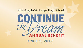 VASJ asks for support of annual Continue the Dream event