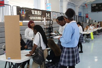 Club membership at VASJ doubles after Club Fair