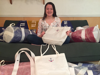 VASJ student Rhiannan Edwards to donate April 1 craft show proceeds to VASJ's Annual Fund