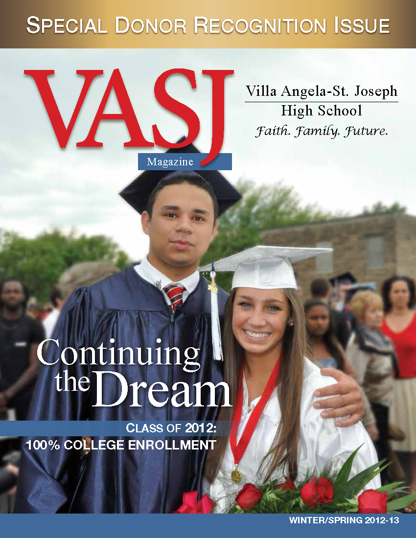 View the Winter/Spring 2012-13 VASJ Magazine