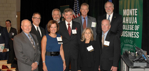Alumna, Linda Warren '73, inducted into Cleveland State College of Business Hall of Fame