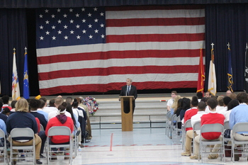 VASJ celebrates Veterans Day 2018
