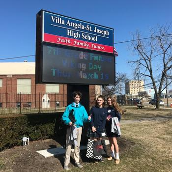 VASJ welcomes over 125 students for Future Viking Day