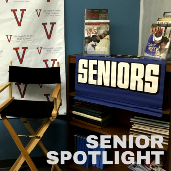 Senior Spotlight: Raymond Velez '18