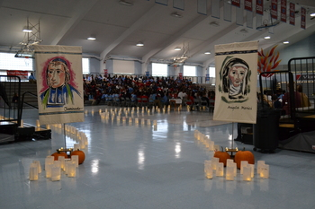 VASJ holds All Saints' Day Liturgy