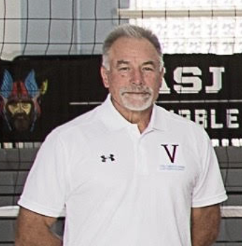 VASJ head volleyball coach Mark Royer '75 announces retirement