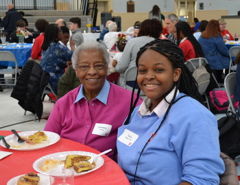 Legacy Breakfast welcomes families to VASJ