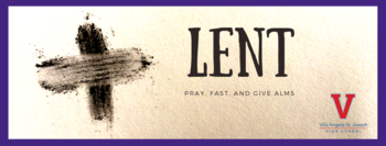 Join VASJ in prayer during Lent