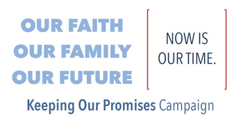 VASJ launches Keeping Our Promises Campaign
