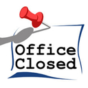 Office Closed, April 23
