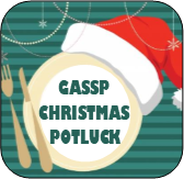 GASPP Christmas Potluck December 9