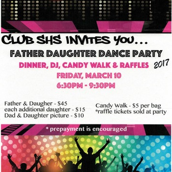 Father-Daughter Event