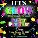 Father Daughter Dance January 26th