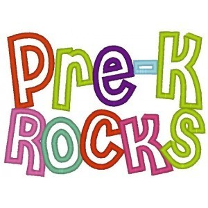 Pre- Kindergarten at St Mary School!