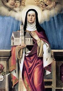 October Saint of the Month -St. Hedwig