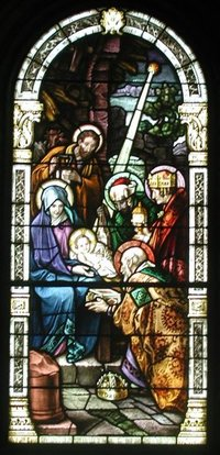 The Third Joyful Mystery The Nativity