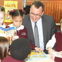 An invitation to visit our schools from Supt. Perda
