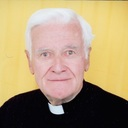 Missionary priest Msgr. Roy, 91