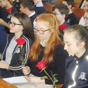 St. Bernadette students pray for Florida shooting victims