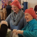 Shrewsbury parish packs food for 40,000