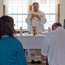 Men of the Sacred Hearts spread God's love