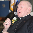 Knights host 90th birthday party for Bishop Reilly