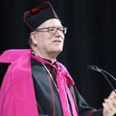 'Have God in you' Bishop Barron tells Assumption College grads