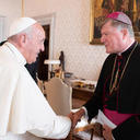 Bishop tells of ad limina visit