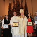 Five awarded for pro-life work
