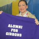 Holy Cross alumns back Coach Gibbons