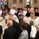 Hundreds laud Bishop Rueger at funeral Mass