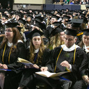 'Love always wins,' Assumption grads hear