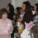 New moms take classes at Visitation House