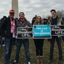 Students talk about why they march for life