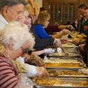 Thanksgiving dinner to be delivered